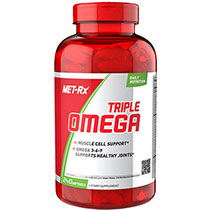 Triple Omega 3-6-9 Softgels - EFA Blend - Buy Now