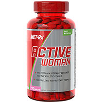 Active Woman Multivitamin - Buy Now