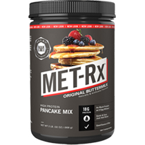 Click here to purchase High Protein Pancake Mix Powder - Original Buttermilk Protein