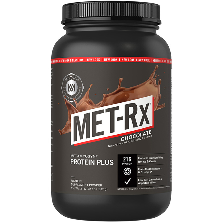 Protein Plus Chocolate