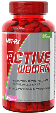Active Woman Multivitamin