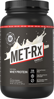 Natural Whey - Vanilla - 2 lb.