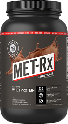 Natural Whey - Chocolate - 2 lb.