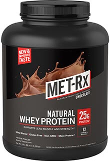 Natural Whey - Chocolate - 5 lb.