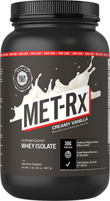 Ultramyosyn® Whey Isolate - Creamy Vanilla - 2 lb.
