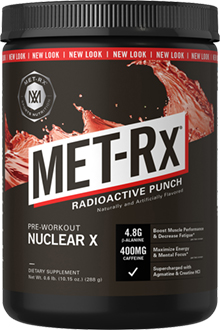 Nuclear X - Radioactive Punch
