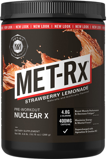 Nuclear X - Strawberry Lemonade