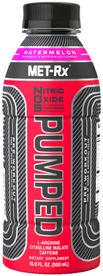 Extreme N.O.S. Pumped Nitric Oxide Synthesis - Watermelon