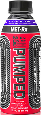 Extreme N.O.S. Pumped Nitric Oxide Synthesis Nitro Grape