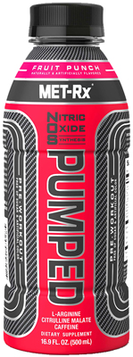 Extreme N.O.S. Pumped Nitric Oxide Synthesis - Nitro Punch