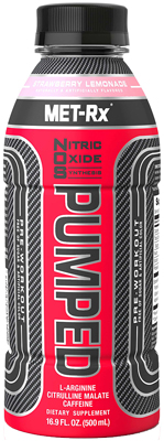 Extreme N.O.S. Pumped Nitric Oxide Synthesis - Strawberry Lemonade