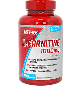 L-Carnitine - Click for More Information