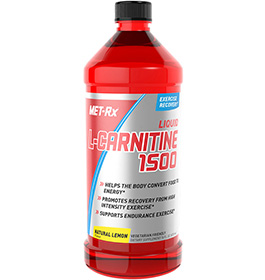 Related Product - Liquid L-Carnitine 1500 Natural Lemon - click for more information or to buy now