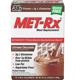 Related Product - Original Meal Replacement Extreme Chocolate - click for more information or to buy now