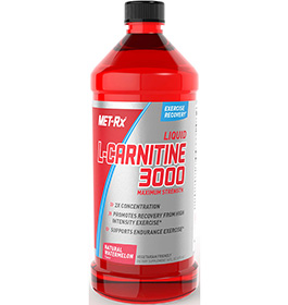 Liquid L-Carnitine 3000 Natural Watermelon - Click for More Information